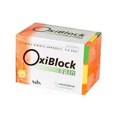 Oxiblock - ้องกันร่างกายจากปรสิต - การเรียนการสอน - Thailand - สั่ง ซื้อ